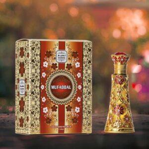Mufaddal Perfume Oil